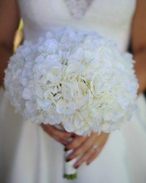 Hydrangea floral bouquet
