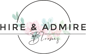 Hire & Admire Blooms