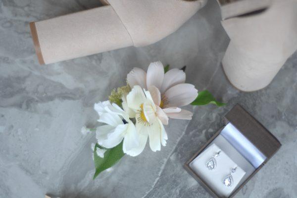 sophia corsage hire admire blooms