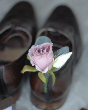 Charlotte buttonhole hire admire blooms