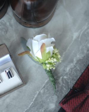 clara buttonhole hire admire blooms