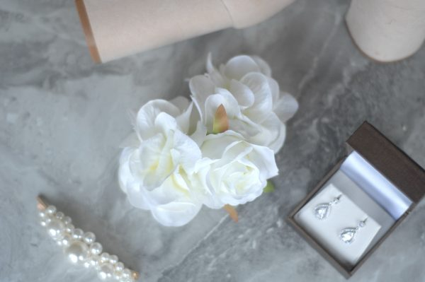 Diana corsage hire admire blooms