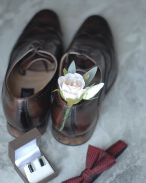Emma collection buttonhole