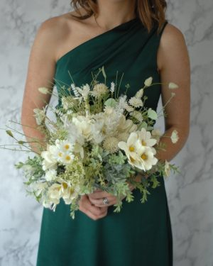 abbie bridesmad bouquet