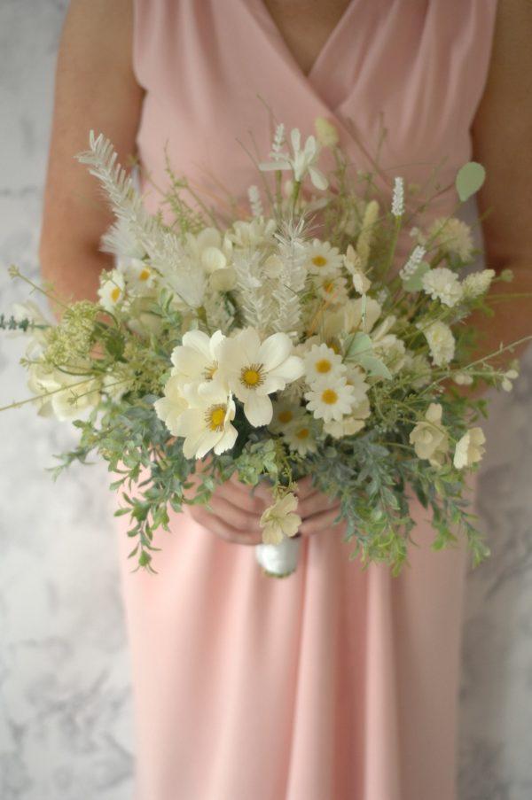 abbie bridesmad bouquet