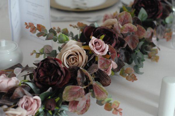 Leah Garland table garland